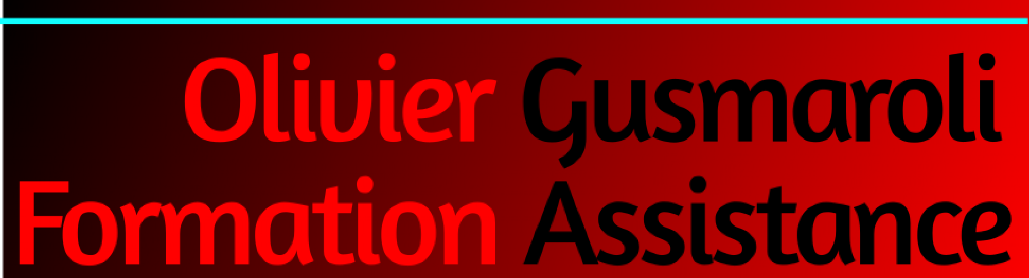 Olivier Gusmaroli Formation Assistance